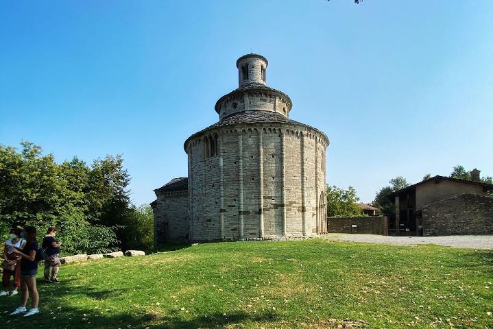 San Tomè ad Almenno San Bartolomeo